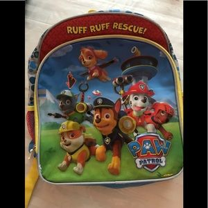 Children's Backpack and Lunchbag